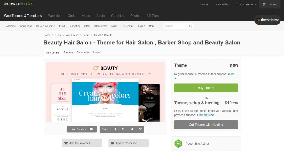 Beauty Hair Salon image