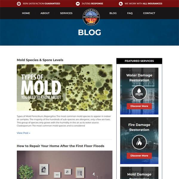 PSD to WordPress Conversion Service Uwrgdev.com Blog