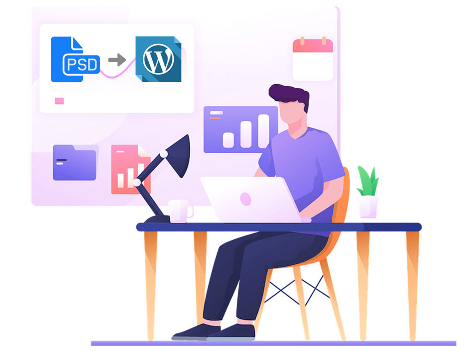 PSD to WordPress Conversion Service Part 2: Why Businesses Recommend PSD to WordPress Conversion?