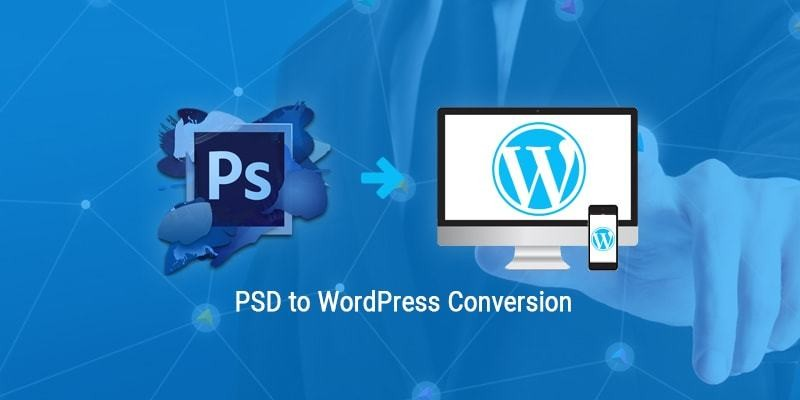 PSD to WordPress Conversion Service Convert a PSD Template to a WordPress Theme